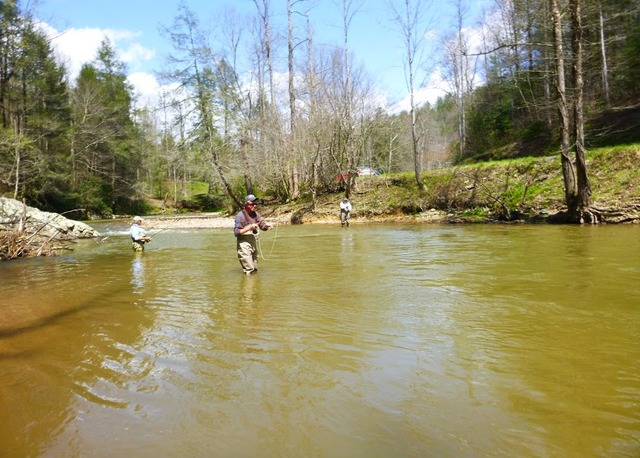 Curtis Wright Outfitters Weaverville Experience