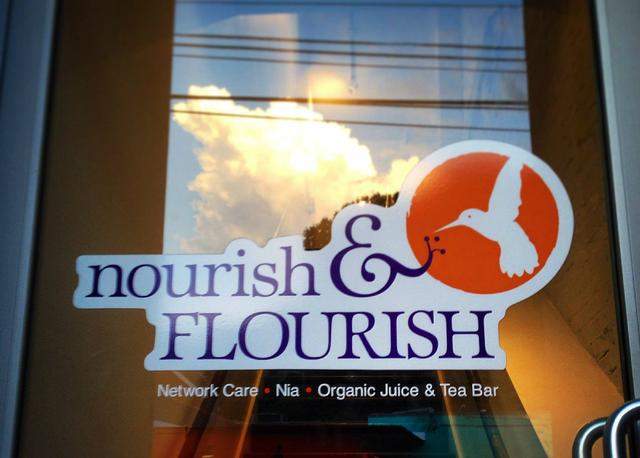 Nourish & Flourish Certificate