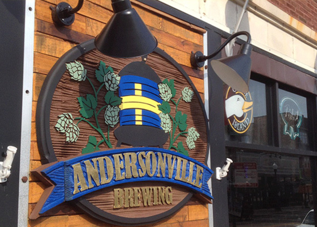 Andersonville Brewing Gift Certificate