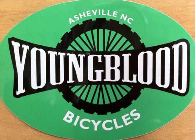 Youngblood Bicycles Gift Certificate