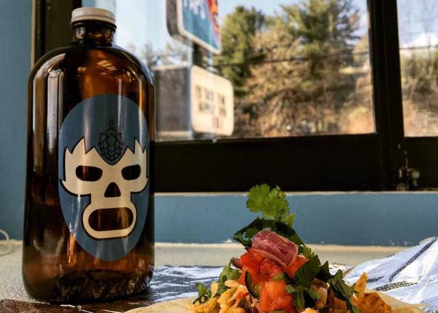 AVL Tacos & Taps Gift Certificate