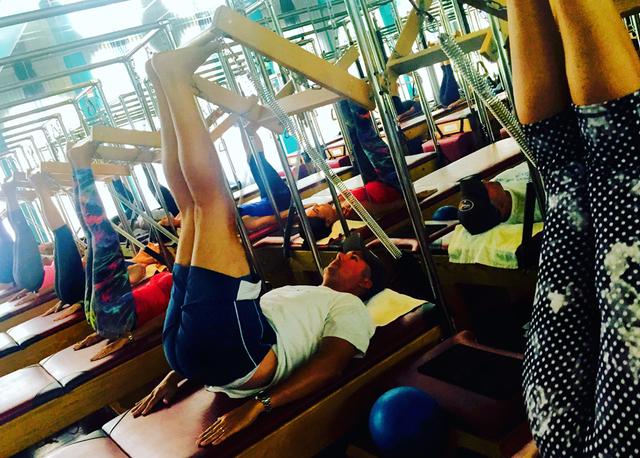 Sanctuary7 Pilates Find