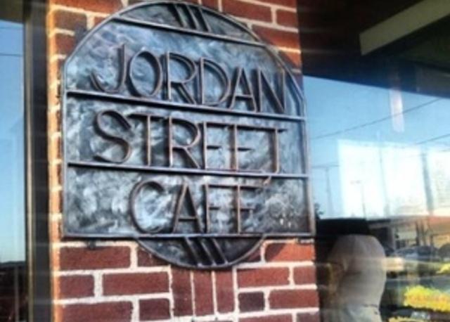 Jordan Street Cafe Find
