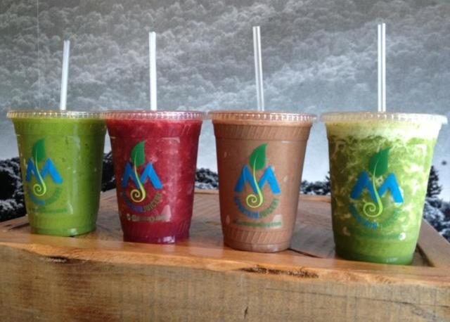 Mountain Juicery Hendersonville Find