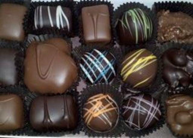 Van's Chocolates Find