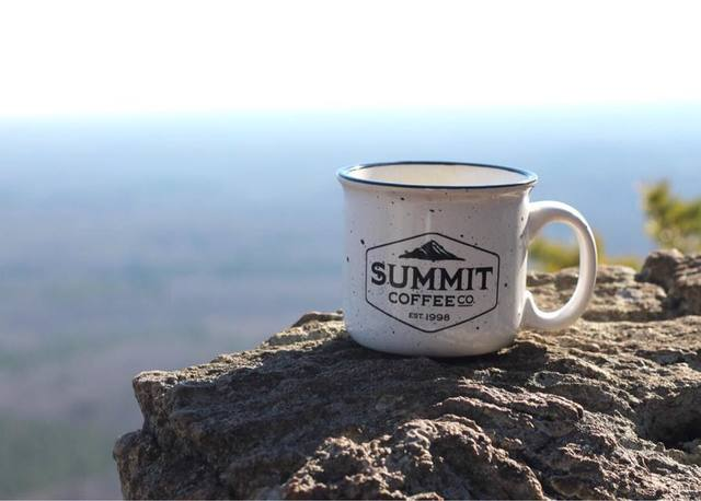 Summit Coffee Co. Certificate