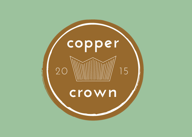Standard copper crown webtile