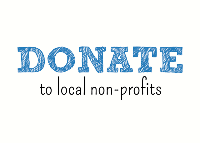 Donate to Asheville Non Profits Logo
