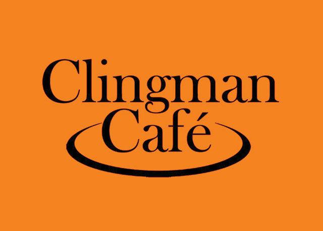 Clingman Cafe Logo