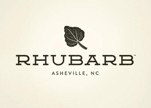 Standard rhubarb asheville