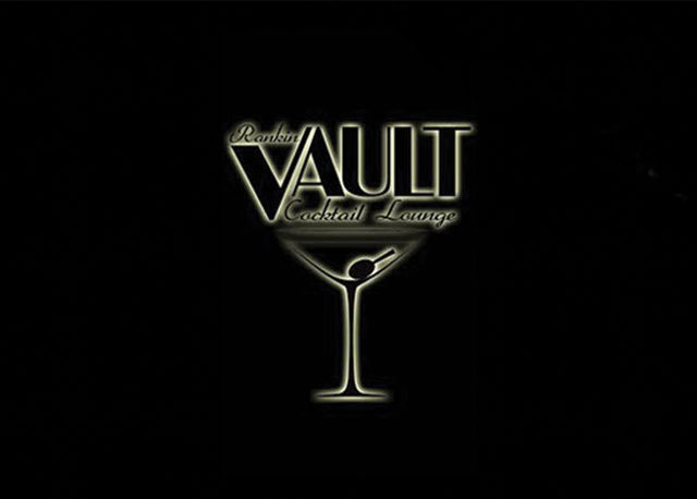 Rankin Vault Cocktail Lounge Logo