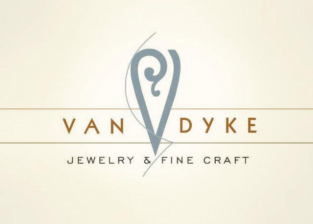 Van Dyke Jewelry & Fine Craft Logo