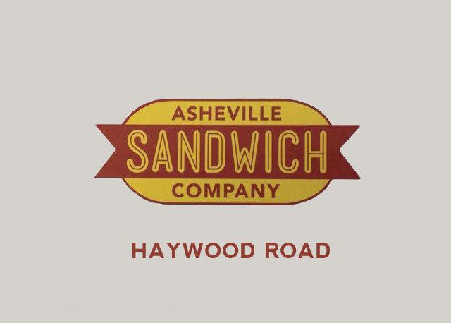 Asheville Sandwich Company - Haywood Rd Logo