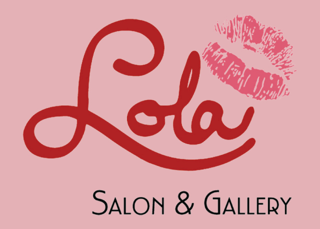 Lola Salon and Gallery Logo