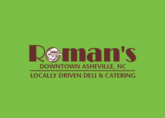 Roman's Catering Logo