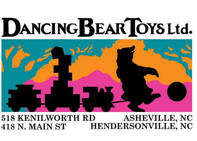 Dancing Bear Toys Logo