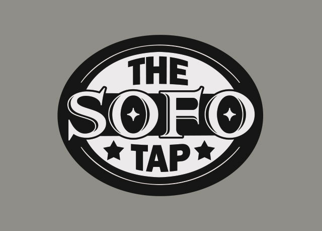The SoFo Tap Logo