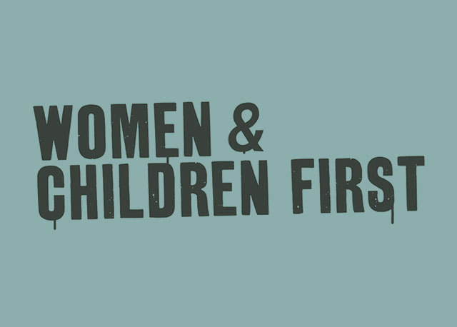 Women & Children First Logo