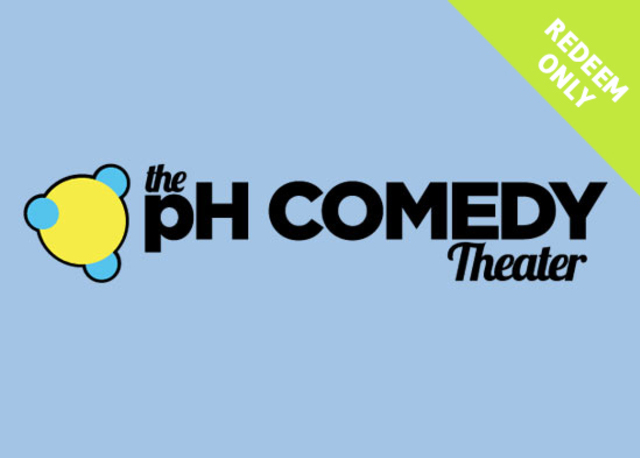 The pH Comedy Theater Logo