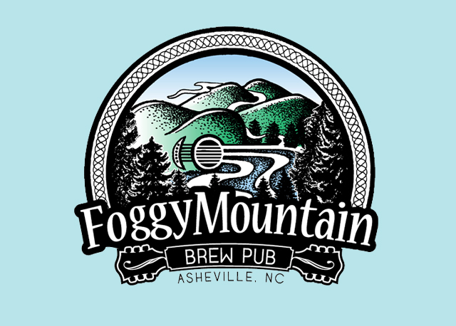 Foggy Mountain Brew Pub Logo