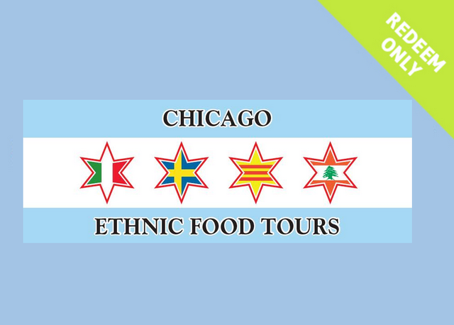 Chicago Ethnic Food Tours Logo