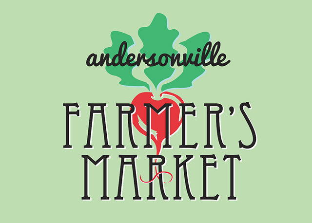 Andersonville Farmer's Market logo