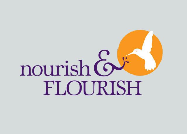 Nourish & Flourish Logo
