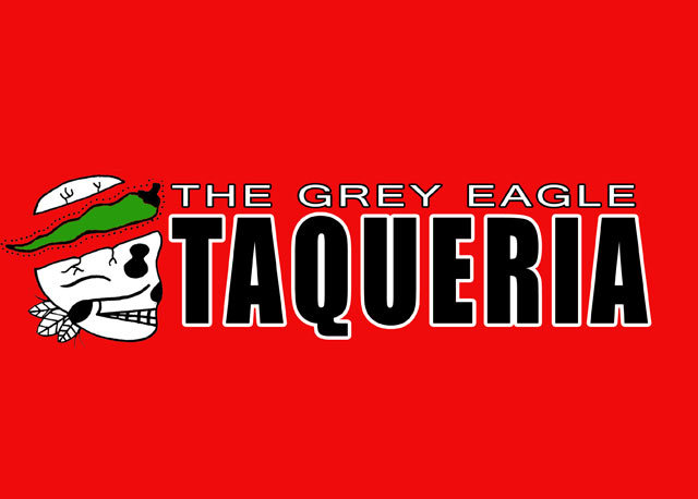 The Grey Eagle Taqueria Logo