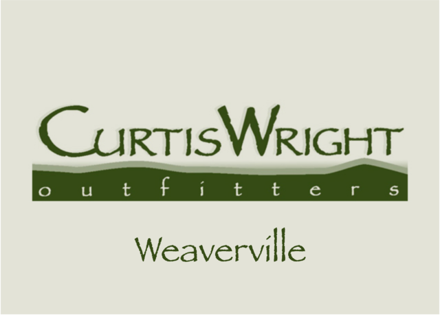 Curtis Wright Outfitters Weaverville Logo