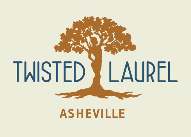 Twisted Laurel Asheville Logo