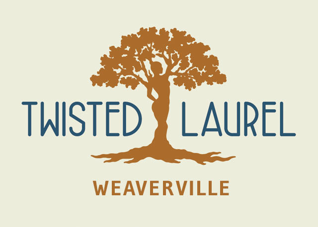 Twisted Laurel Weaverville Logo
